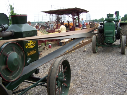 Shipshewana Steam and Gas Show