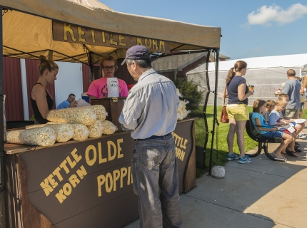 Shipshewana Antique Festival Offers Vintage Market, Steam & Gas Show and Swap Meet