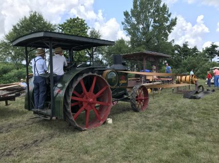 Shipshewana Antique Festival Steam Gas and Engine Show