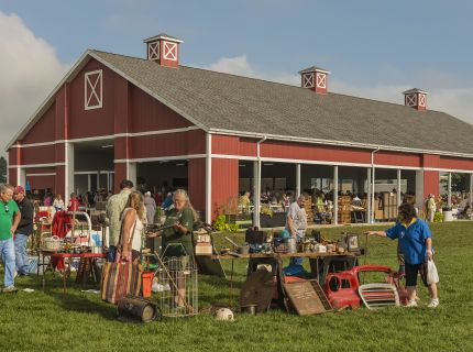 Shipshewana Antique Festival and Market Farmstead Event Pavilion