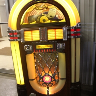 Juke Box at the Shipshewana Auction September 28, 2016