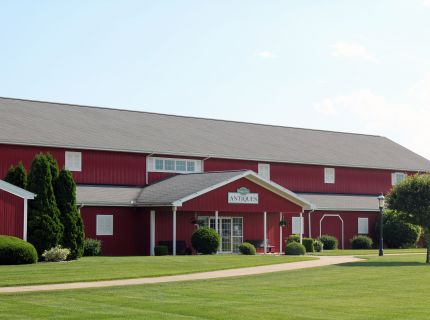 Farmstead Expo Barn Shipshewana Indiana Reception Event Facility