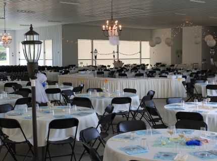 Farmstead Event Pavilion Wedding Reception Event Rental