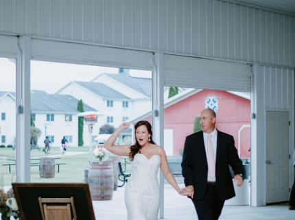 Shipshewana Event Pavilion Wedding Venue Barn in Indiana