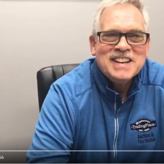 Arriving at Shipshewana Auction Buyer Tip Video