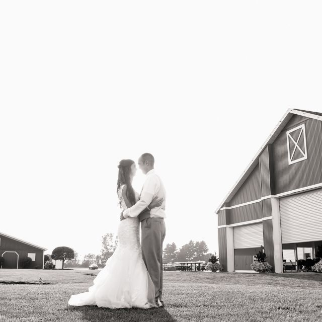 Farmstead Event Pavilion Wedding Shipshewana Event Venue