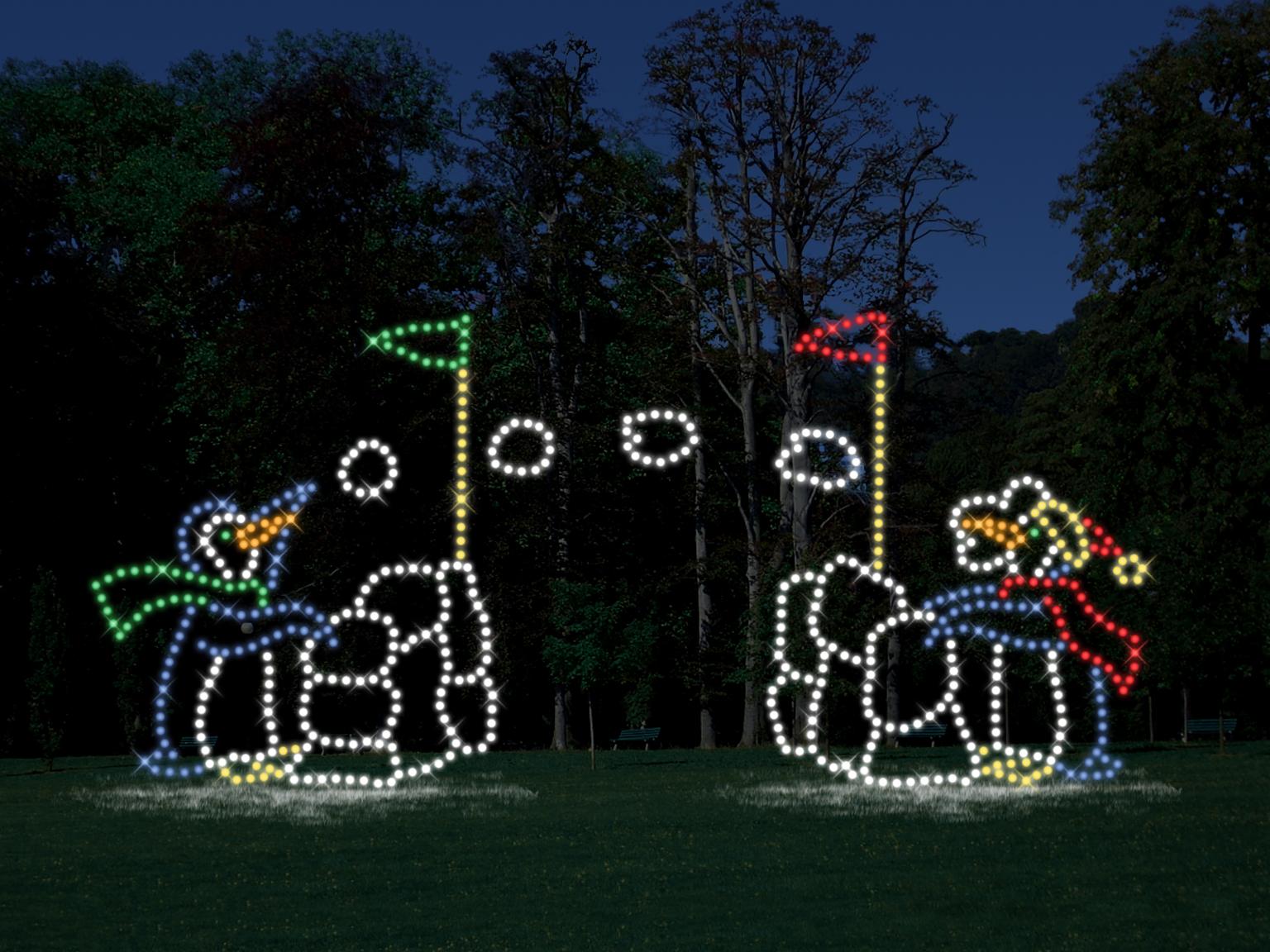 Shipshewana's Gift of Lights