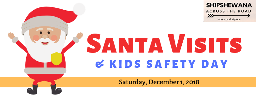 Santa Visits and Kids Day