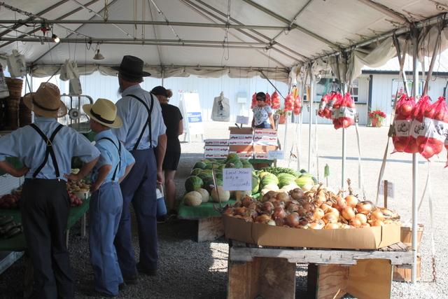 Shipshewana Flea Market, Shipshewana, IN, Shipshewana Indiana