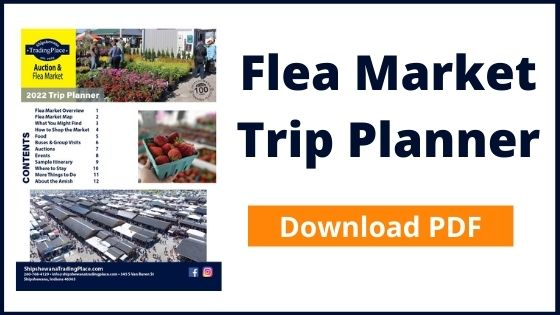 Download Flea Market Trip Planner