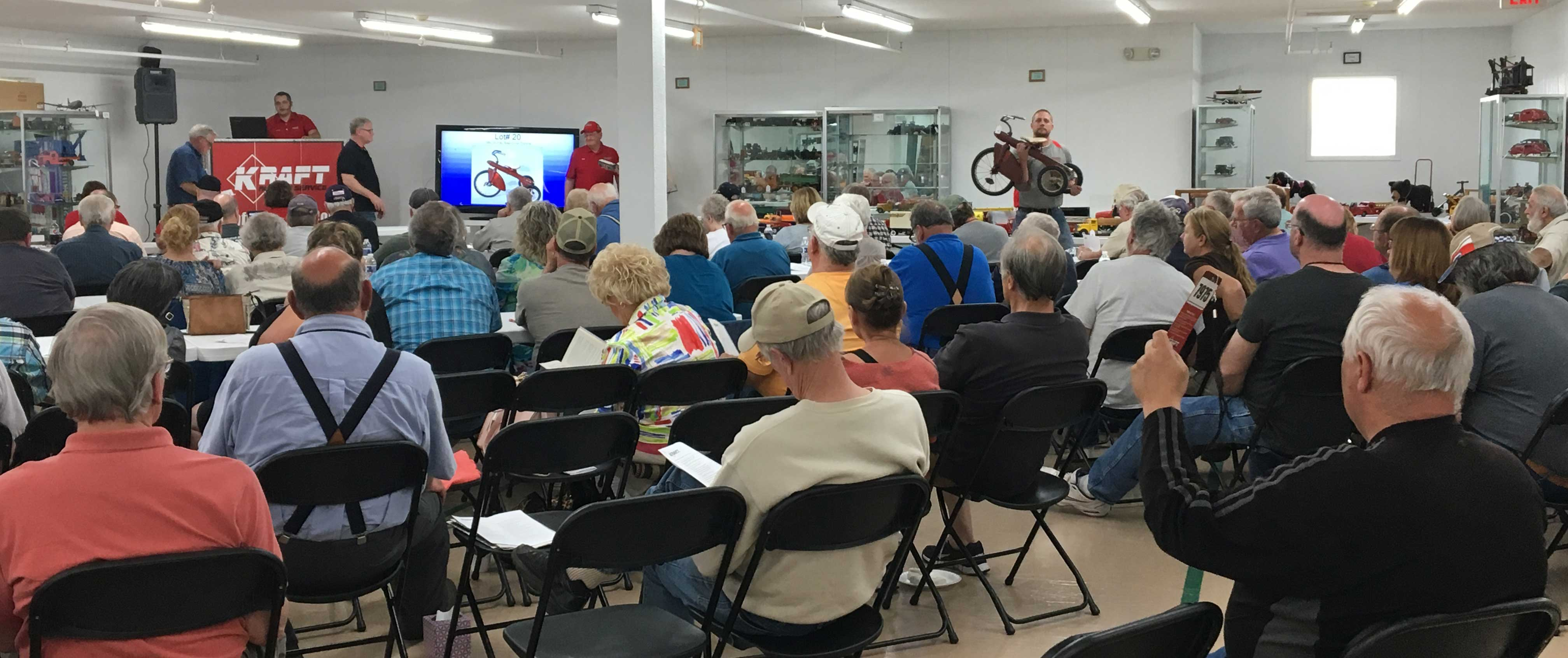 Shipshewana Special Antique Sales and Toy Auctions