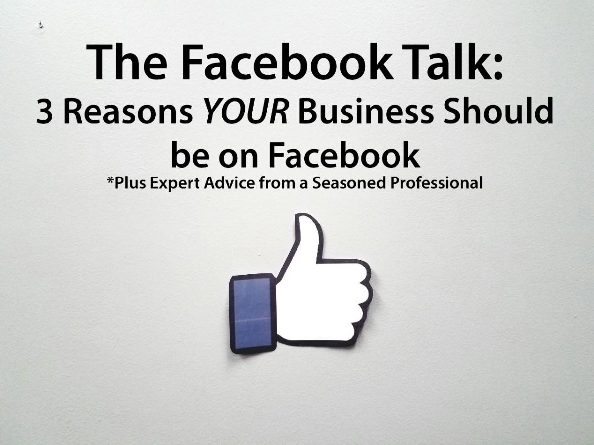 3 Reasons Why Flea Market Vendors Should Be on Facebook