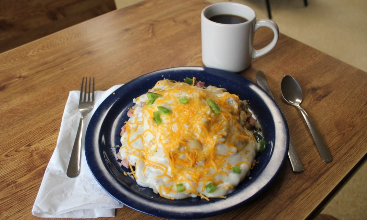 Amish Haystacks and Where to Get them in Shipshewana