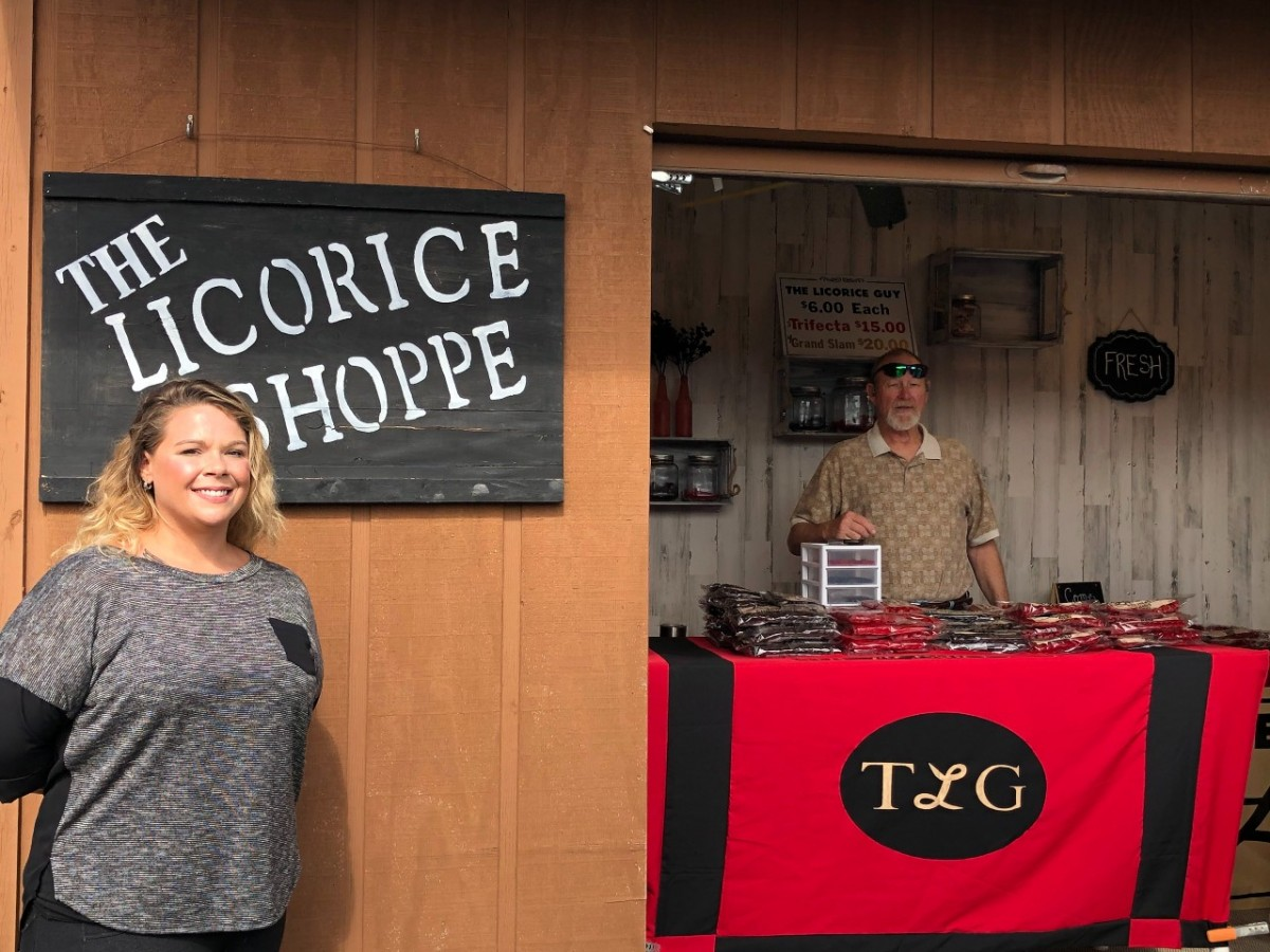 A Little Nostalgia at Shipshewana Flea Market – The Licorice Guy