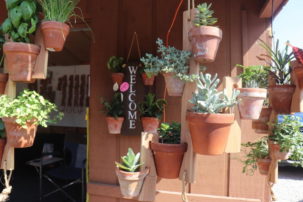 Flea Market Vendor Spotlight: The Pot Slot