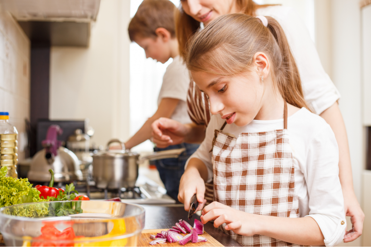 Kid-Friendly Recipes Featuring Fresh Produce