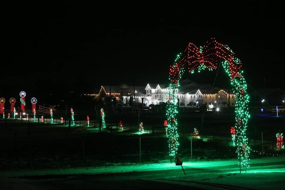 3 Things to Know About Shipshewana's Drive-Thru Christmas Light Displays