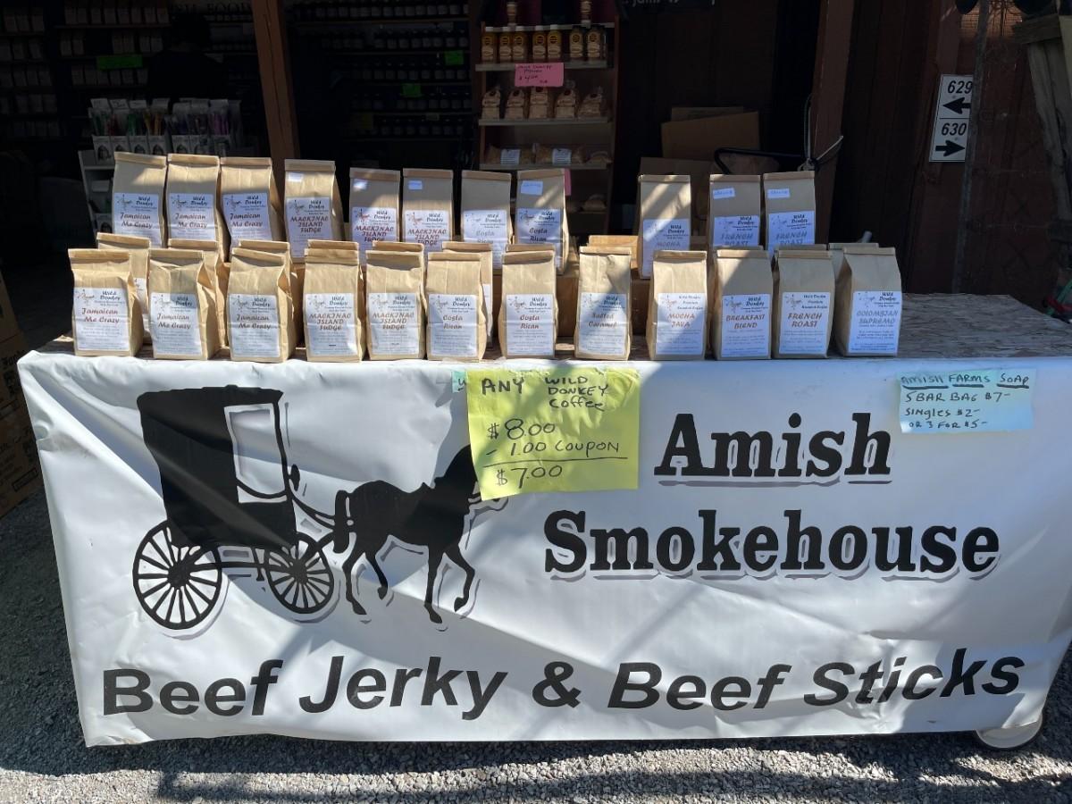 Vendor Spotlight: Amish Foods