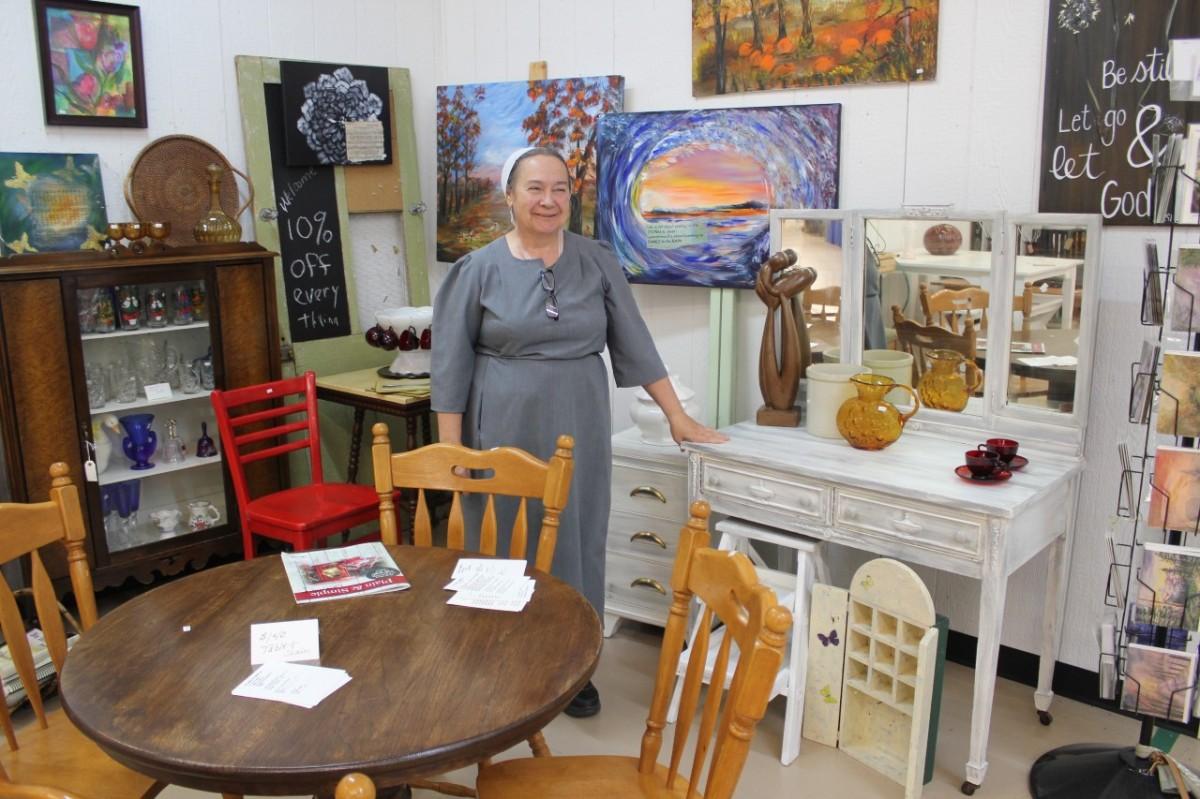 Flea Market Vendor Spotlight: Art by Marlene