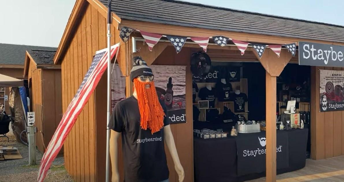 Vendor Spotlight: Staybearded
