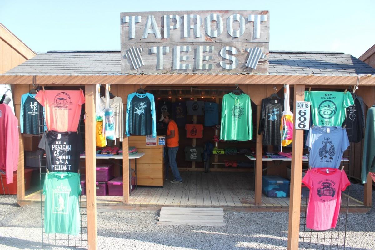 Flea Market Vendor Spotlight: Taproot Tees