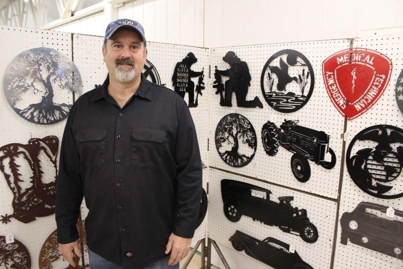 Flea Market Vendor Spotlight: Victory Custom Metals
