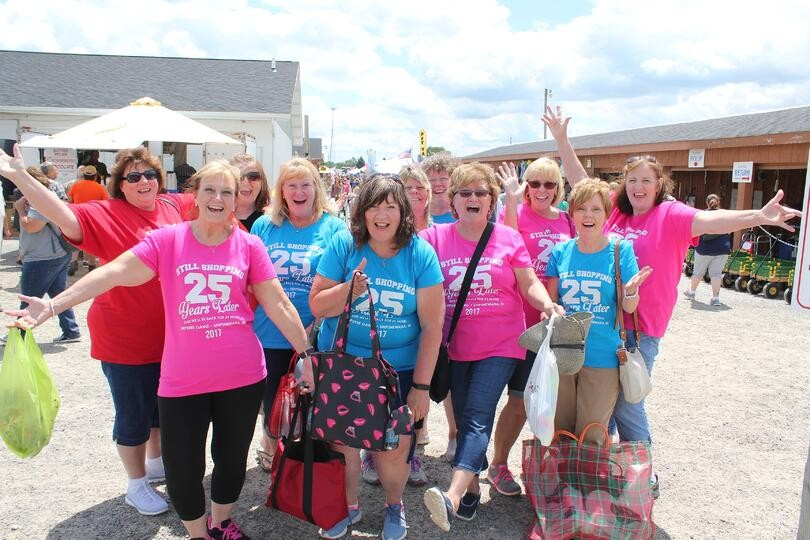 Why This Group of Ladies have been Coming to Shipshewana for 25 Years
